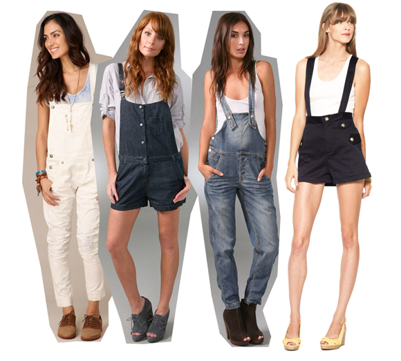 how to make an overall